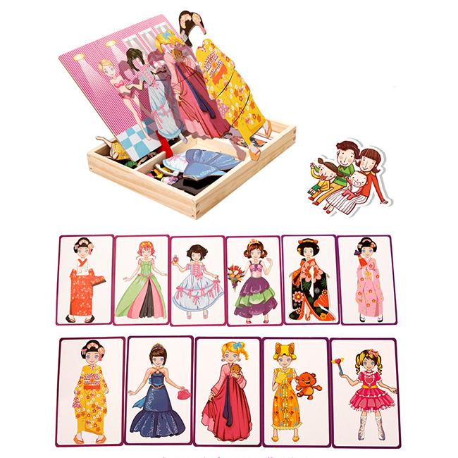 Bộ đồ chơi gỗ ghép hình công chúa dự tiệc - 7321640 , 2549539757323 , 62_15084035 , 260000 , Bo-do-choi-go-ghep-hinh-cong-chua-du-tiec-62_15084035 , tiki.vn , Bộ đồ chơi gỗ ghép hình công chúa dự tiệc