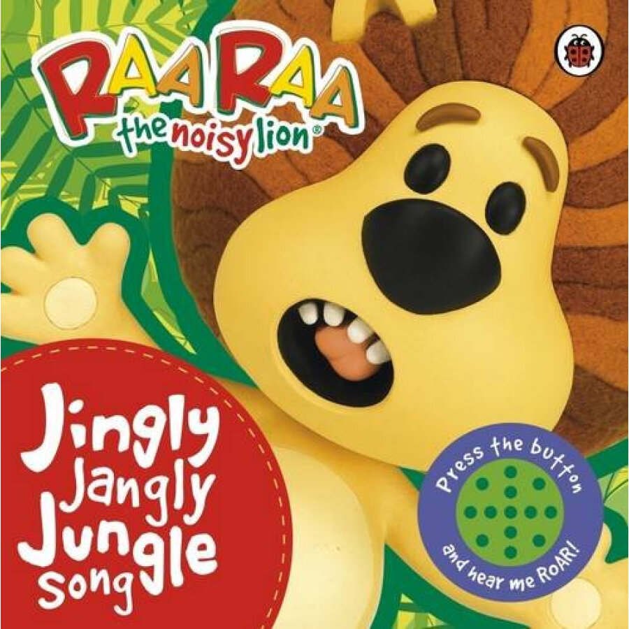 Raa Raa the Noisy Lion: Jingly Jangly Jungle Song Board book - 1233161 , 5876953071603 , 62_5258571 , 1256000 , Raa-Raa-the-Noisy-Lion-Jingly-Jangly-Jungle-Song-Board-book-62_5258571 , tiki.vn , Raa Raa the Noisy Lion: Jingly Jangly Jungle Song Board book
