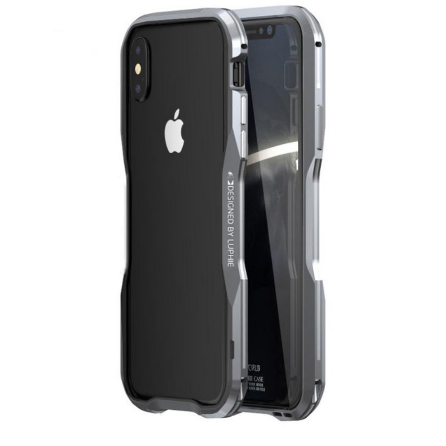 Viền nhôm bumper LUPHIE siêu nhẹ phối màu cho iPhone XS Max 6.5 - 1335237 , 3364116812290 , 62_8048510 , 500000 , Vien-nhom-bumper-LUPHIE-sieu-nhe-phoi-mau-cho-iPhone-XS-Max-6.5-62_8048510 , tiki.vn , Viền nhôm bumper LUPHIE siêu nhẹ phối màu cho iPhone XS Max 6.5