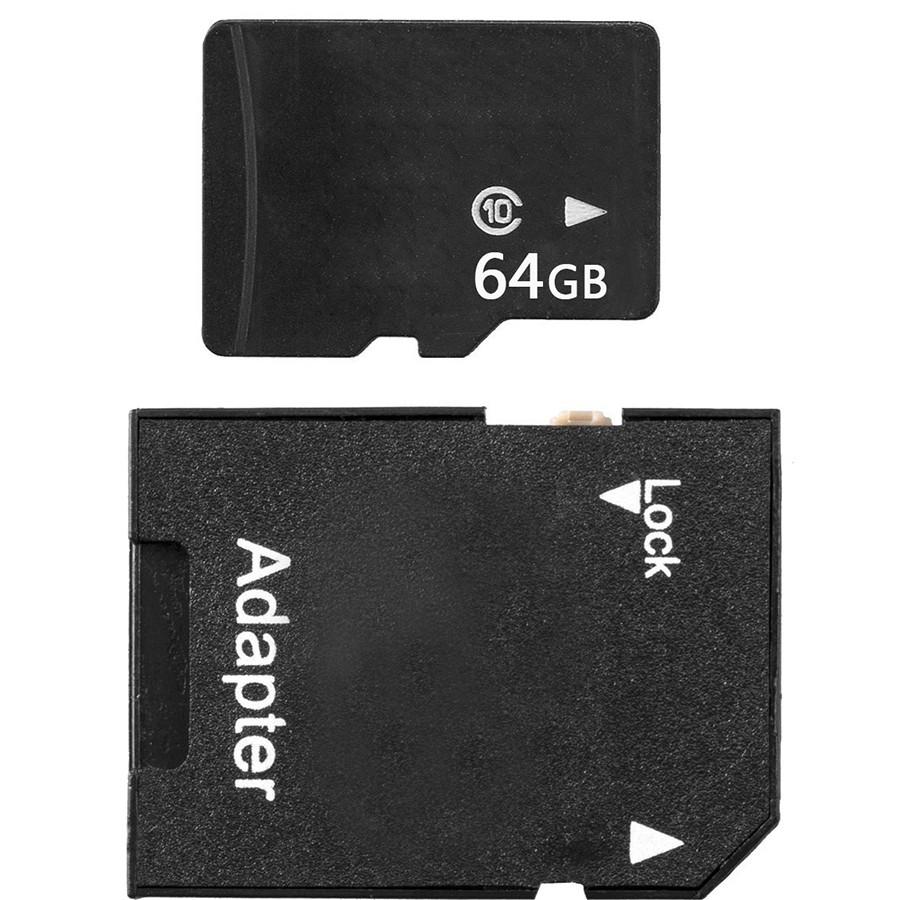 Thẻ SD Adapter Lưu Trữ Tốc Độ Cao Cho Máy Tính Bảng Điện Thoại 64GB