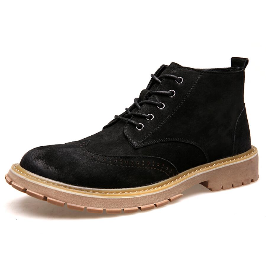 Giày Bốt Nam Thời Trang Precentor
