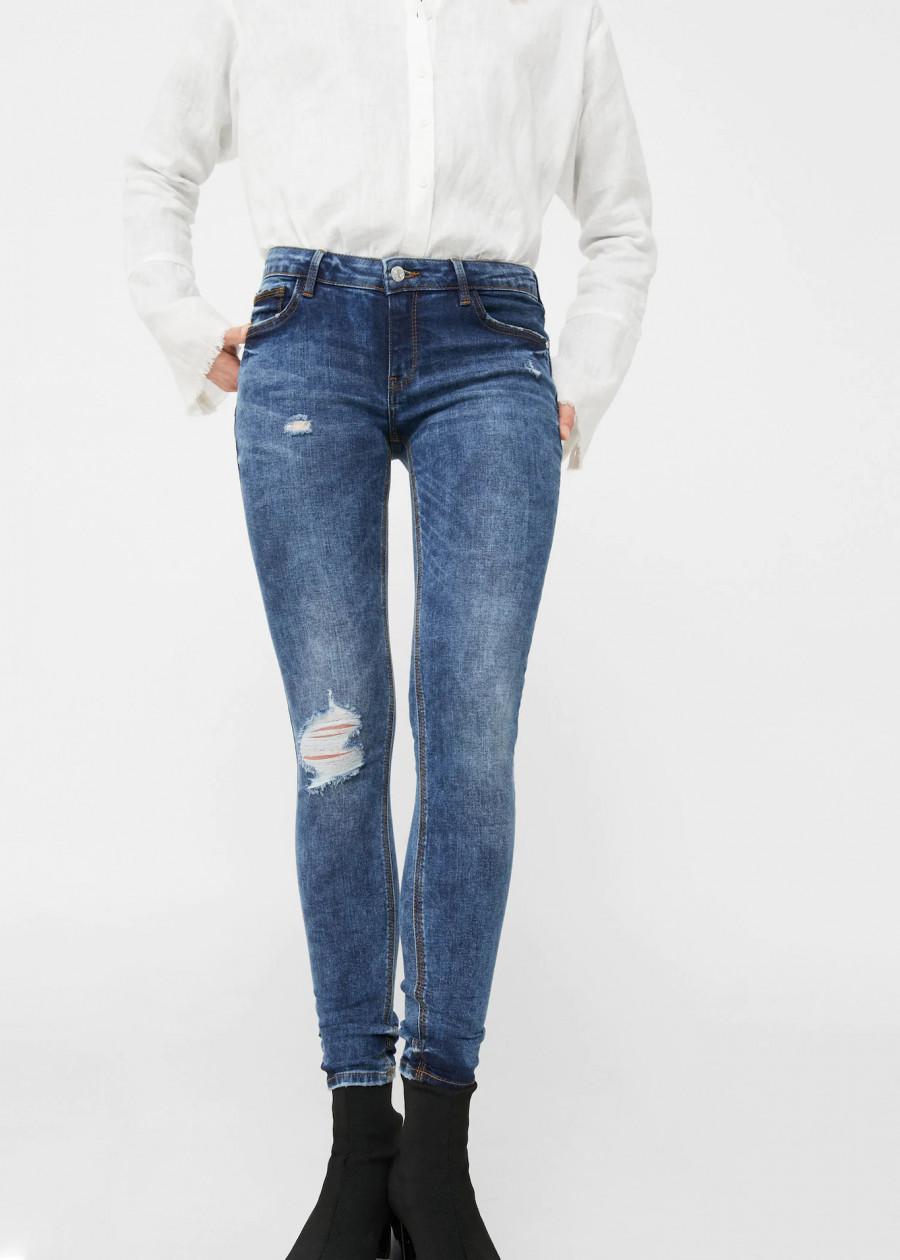 Quần Jeans Nữ Kim1 Mango 13005011