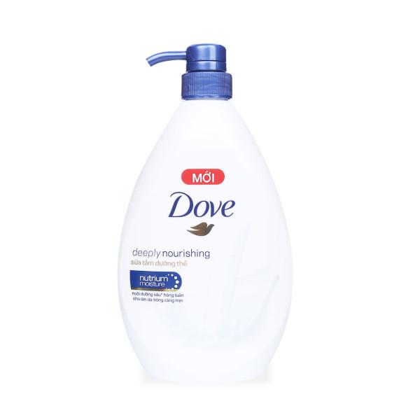 Sữa Tắm Dưỡng Thể Dove Deeply Nourishing (530g) - 1027304 , 2051442469588 , 62_2986733 , 119000 , Sua-Tam-Duong-The-Dove-Deeply-Nourishing-530g-62_2986733 , tiki.vn , Sữa Tắm Dưỡng Thể Dove Deeply Nourishing (530g)