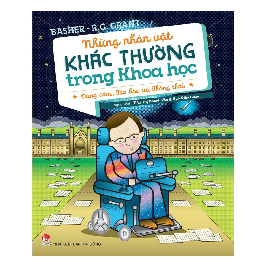 Những Nhân Vật Khác Thường Trong Khoa Học - Dũng Cảm, Táo Bạo Và Thông Thái - 960947 , 4051913703171 , 62_2255493 , 65000 , Nhung-Nhan-Vat-Khac-Thuong-Trong-Khoa-Hoc-Dung-Cam-Tao-Bao-Va-Thong-Thai-62_2255493 , tiki.vn , Những Nhân Vật Khác Thường Trong Khoa Học - Dũng Cảm, Táo Bạo Và Thông Thái