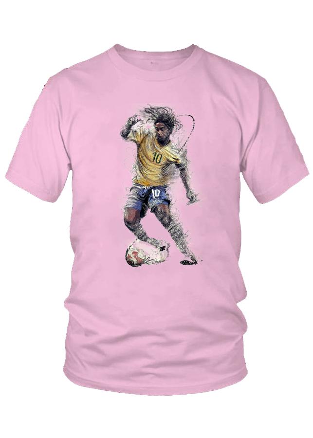 Áo thun nữ thời trang VinaBoss cầu thủ Ronaldinho Mẫu 2 - 9860719 , 8572833380045 , 62_19272947 , 399000 , Ao-thun-nu-thoi-trang-VinaBoss-cau-thu-Ronaldinho-Mau-2-62_19272947 , tiki.vn , Áo thun nữ thời trang VinaBoss cầu thủ Ronaldinho Mẫu 2