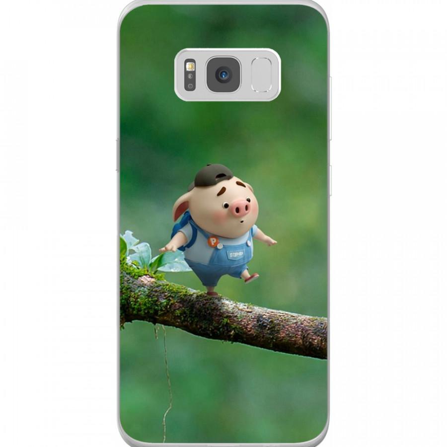 Ốp Lưng Cho Điện Thoại Samsung Galaxy S8 Plus - Mẫu aheocon 82