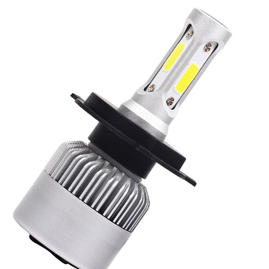 Đèn Pha LED Xe Ô Tô Universal S2 H4/HB2/9003 6500K