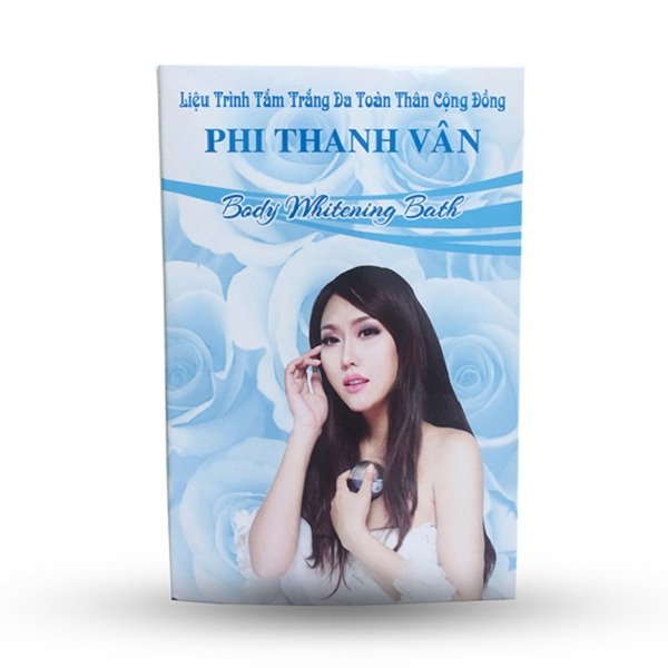 Liệu Trình Tắm Trắng Toàn Thân Cộng Đồng Phi Thanh Vân