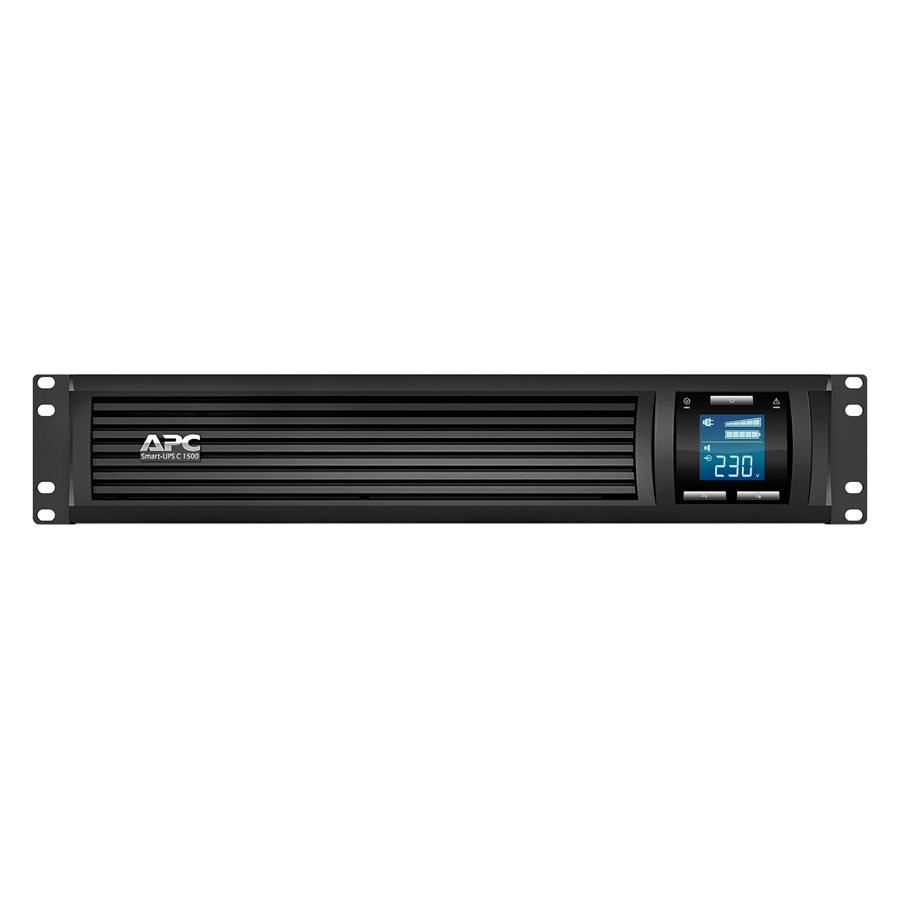 Bộ Lưu Điện APC Smart-UPS C 1500VA LCD RM 2U 230V -SMT1500I-2U - Hàng Chính Hãng