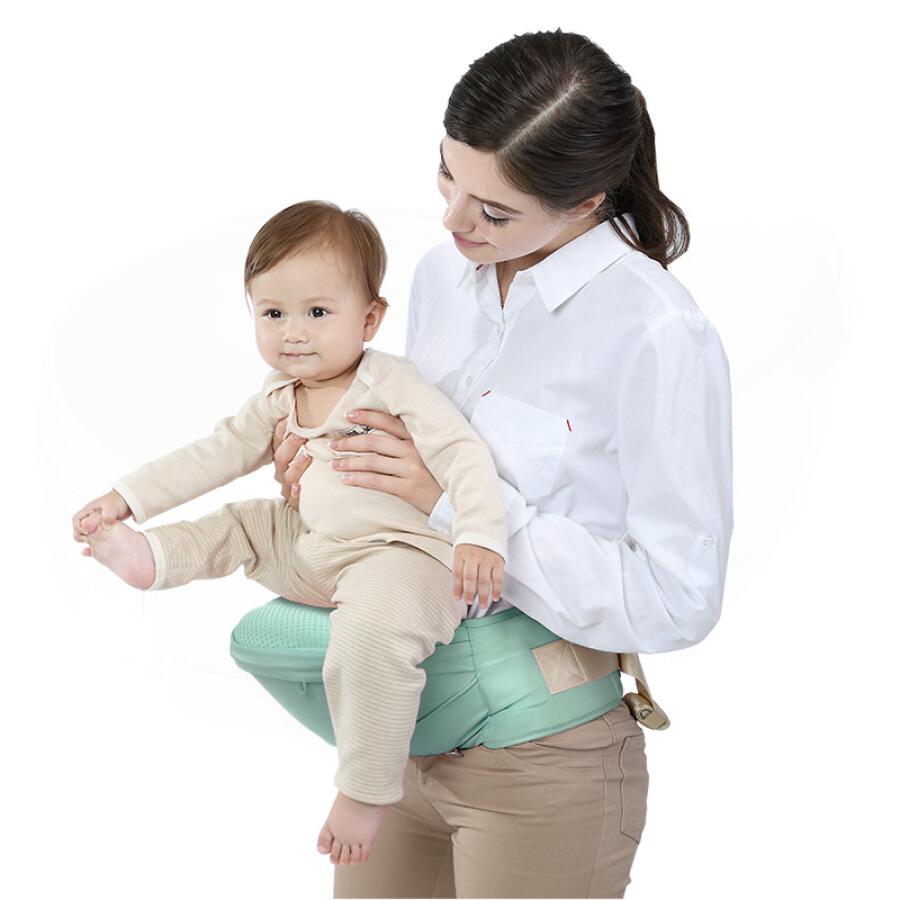 Đai Đeo Bế Em Bé Babycare 3D