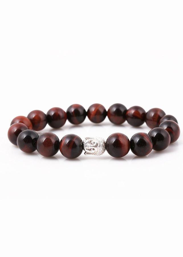 Vòng tay đá mắt hổ đỏ 6A mix hình Phật cao cấp MS231, Vòng tay phong thủy hợp mệnh Hỏa, Thổ, Thủy cho nam và nữ - 1859236 , 6273462120386 , 62_10081399 , 899000 , Vong-tay-da-mat-ho-do-6A-mix-hinh-Phat-cao-cap-MS231-Vong-tay-phong-thuy-hop-menh-Hoa-Tho-Thuy-cho-nam-va-nu-62_10081399 , tiki.vn , Vòng tay đá mắt hổ đỏ 6A mix hình Phật cao cấp MS231, Vòng tay phong