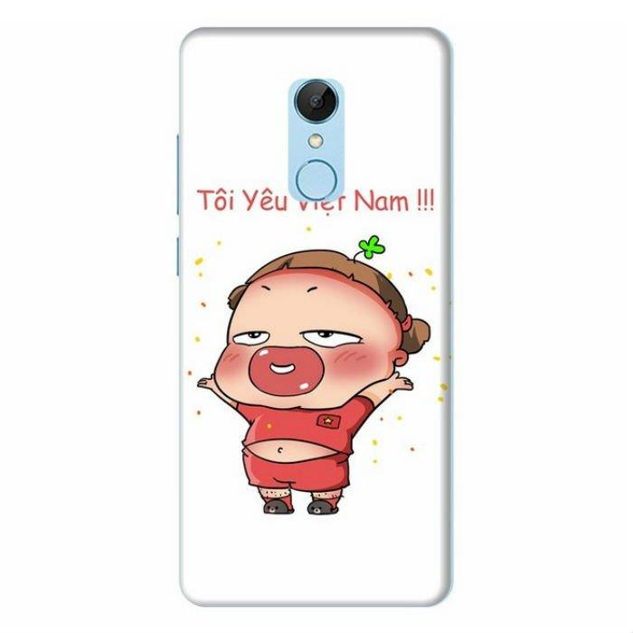 Ốp Lưng Dành Cho Xiaomi Redmi 5 Quynh Aka 1