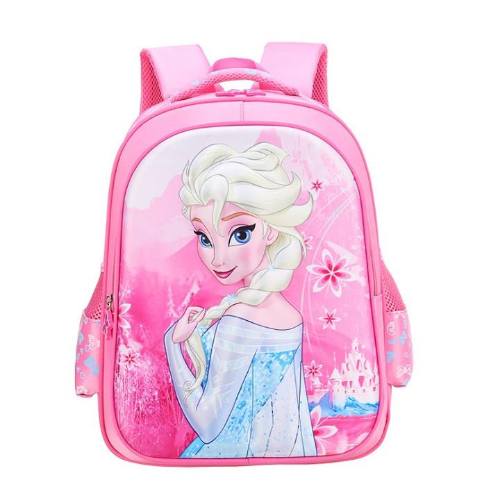 Ba lô học sinh hình Anna nổi 3D xinh yêu cho bé gái - 1039589 , 6206548687879 , 62_6237423 , 245000 , Ba-lo-hoc-sinh-hinh-Anna-noi-3D-xinh-yeu-cho-be-gai-62_6237423 , tiki.vn , Ba lô học sinh hình Anna nổi 3D xinh yêu cho bé gái