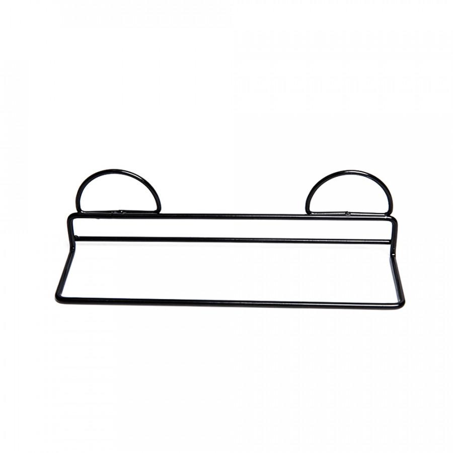 Slipper Holder Shoes Shelf Creative Metal Wall Mount Household Supplies