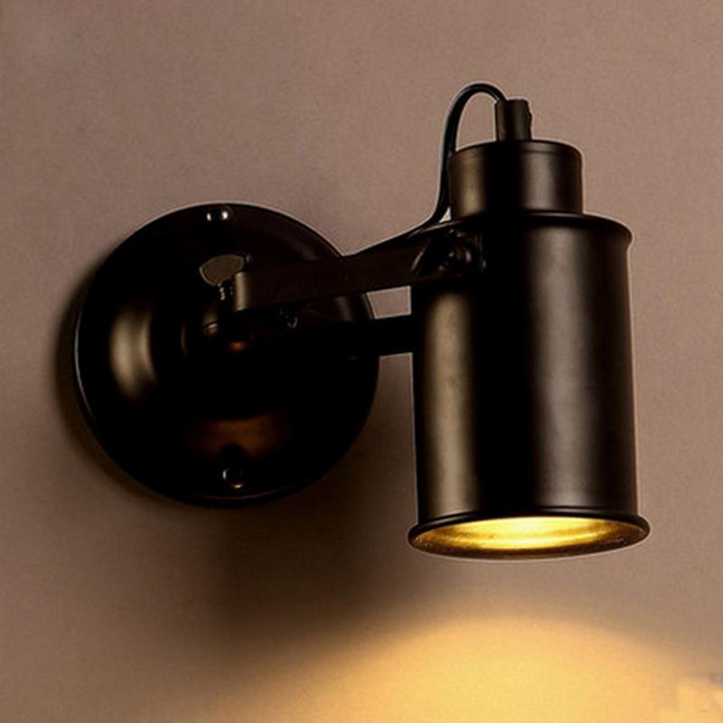 Đèn gắn tường - đèn cầu thang, hành lang - đèn trang trí  RETRO
