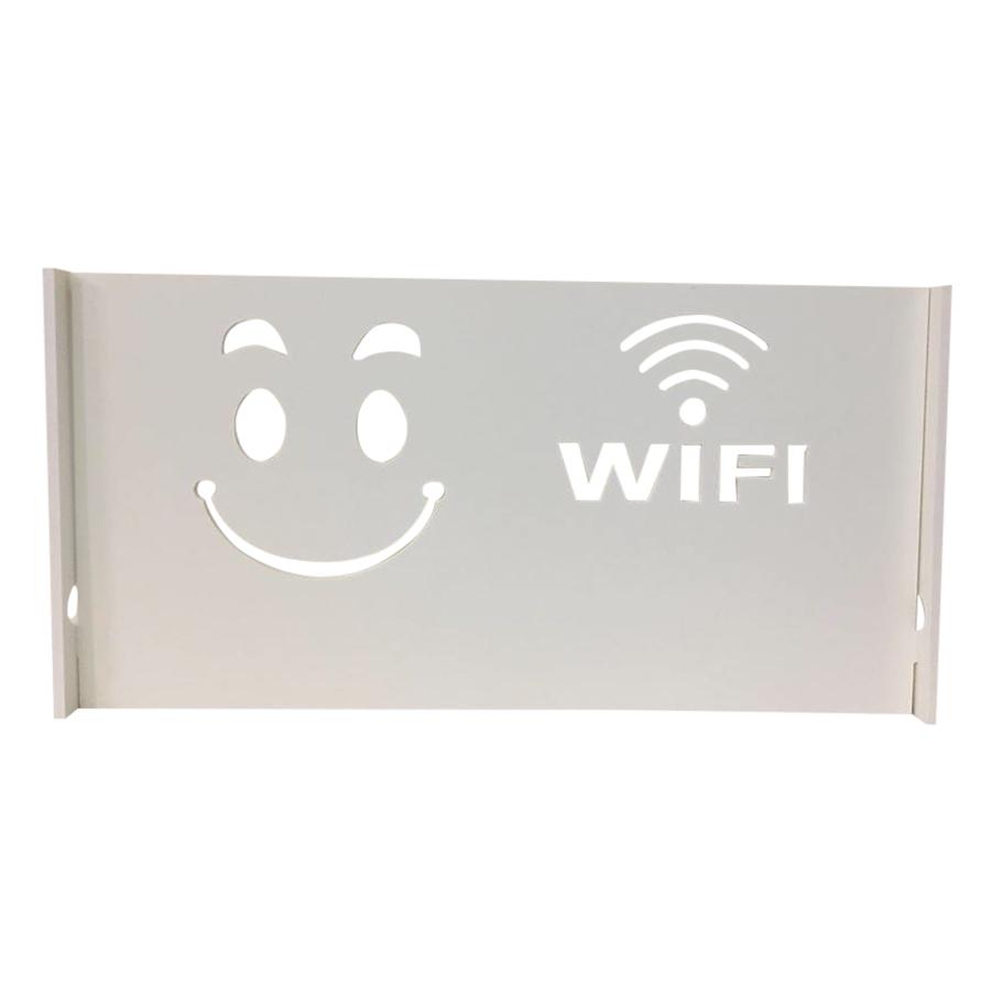 Kệ Wifi Treo Tường Mặt Cười TADA TD1006