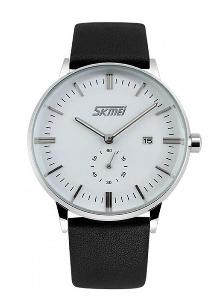 Đồng hồ nam dây da Skmei 9083CL - 7188089 , 2351331657417 , 62_10713252 , 424000 , Dong-ho-nam-day-da-Skmei-9083CL-62_10713252 , tiki.vn , Đồng hồ nam dây da Skmei 9083CL