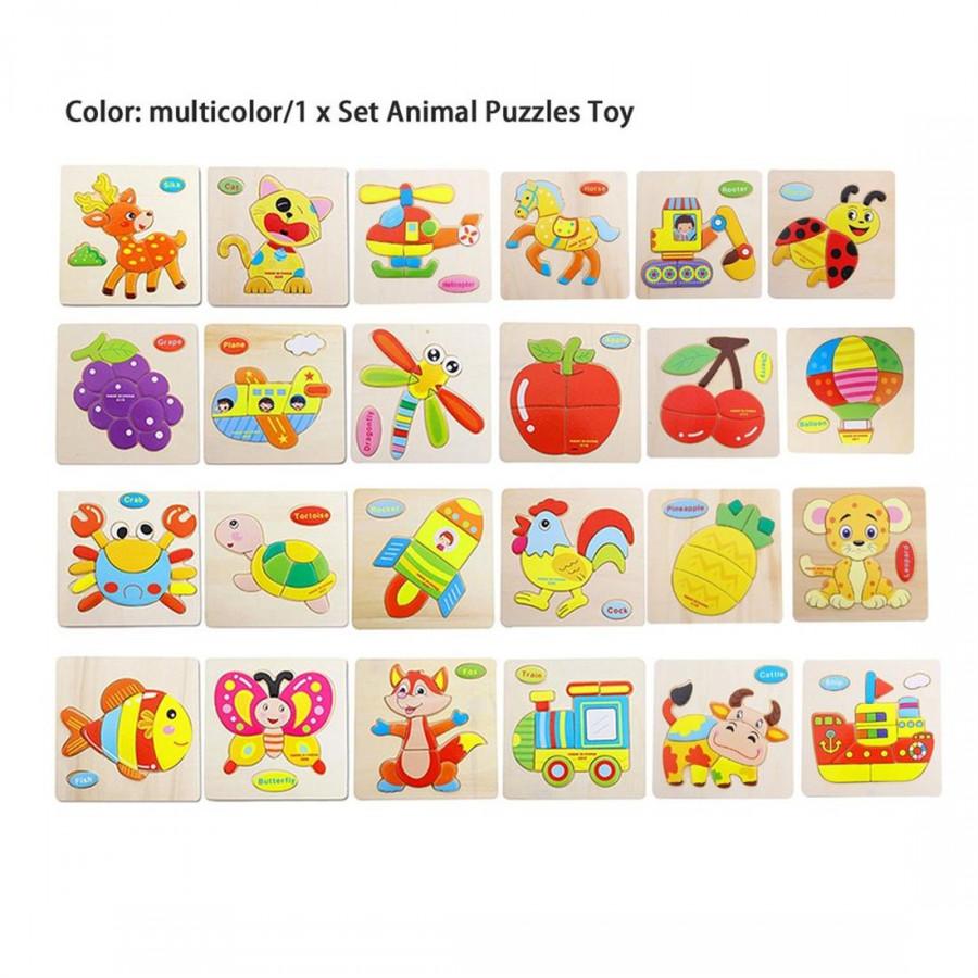 Bộ Xếp Hình Gỗ Học Tiếng Anh Jigsaw Puzzle - 4690091 , 7079661887308 , 62_11903834 , 226000 , Bo-Xep-Hinh-Go-Hoc-Tieng-Anh-Jigsaw-Puzzle-62_11903834 , tiki.vn , Bộ Xếp Hình Gỗ Học Tiếng Anh Jigsaw Puzzle