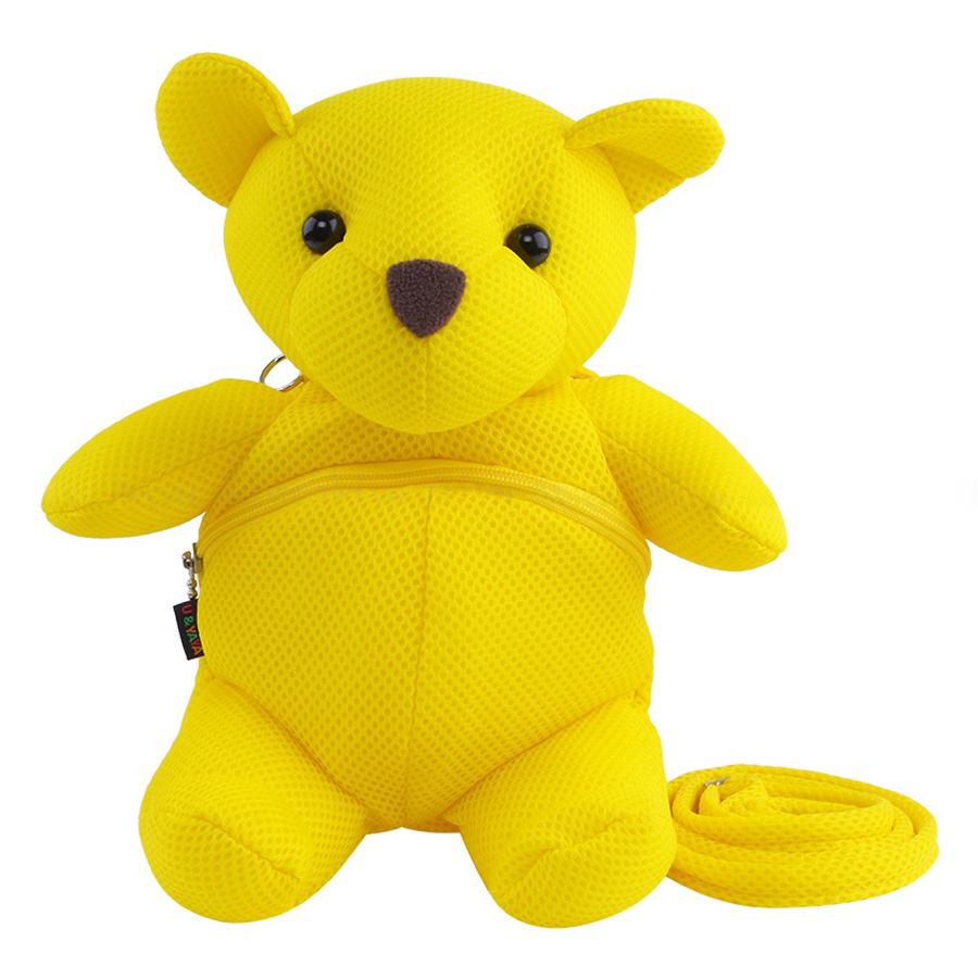 Bóp Đeo Vai Con Gấu U  Yaby - 061/1 (29cm ) - Vàng