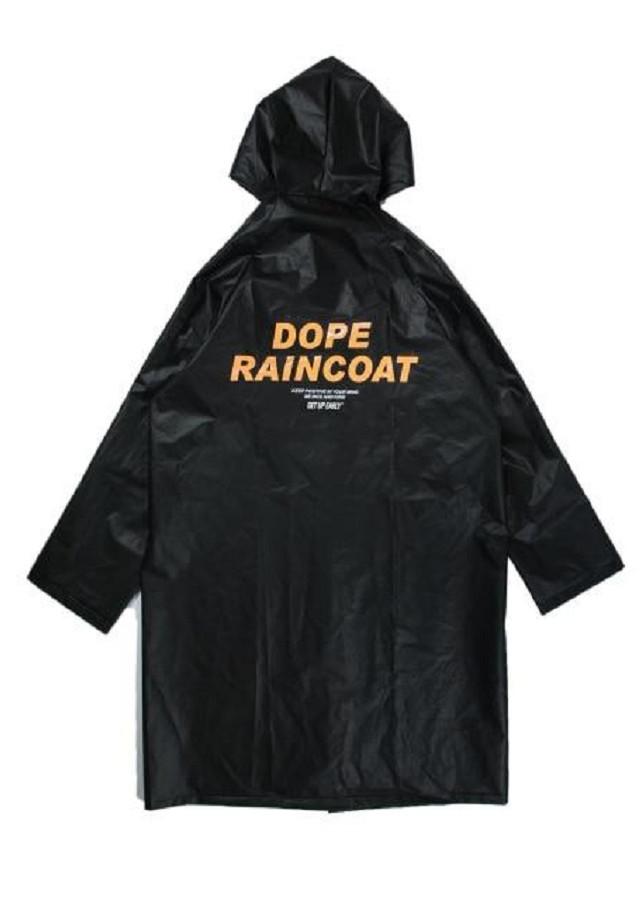 Áo mưa Dope RainCoat thời trang unisex phong cách Hàn Quốc - 2369201 , 8733762354051 , 62_15513101 , 599000 , Ao-mua-Dope-RainCoat-thoi-trang-unisex-phong-cach-Han-Quoc-62_15513101 , tiki.vn , Áo mưa Dope RainCoat thời trang unisex phong cách Hàn Quốc