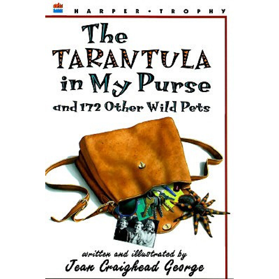 The Tarantula in My Purse: and 172 Other Wild Pets - 1237174 , 4559920837341 , 62_5269865 , 149000 , The-Tarantula-in-My-Purse-and-172-Other-Wild-Pets-62_5269865 , tiki.vn , The Tarantula in My Purse: and 172 Other Wild Pets