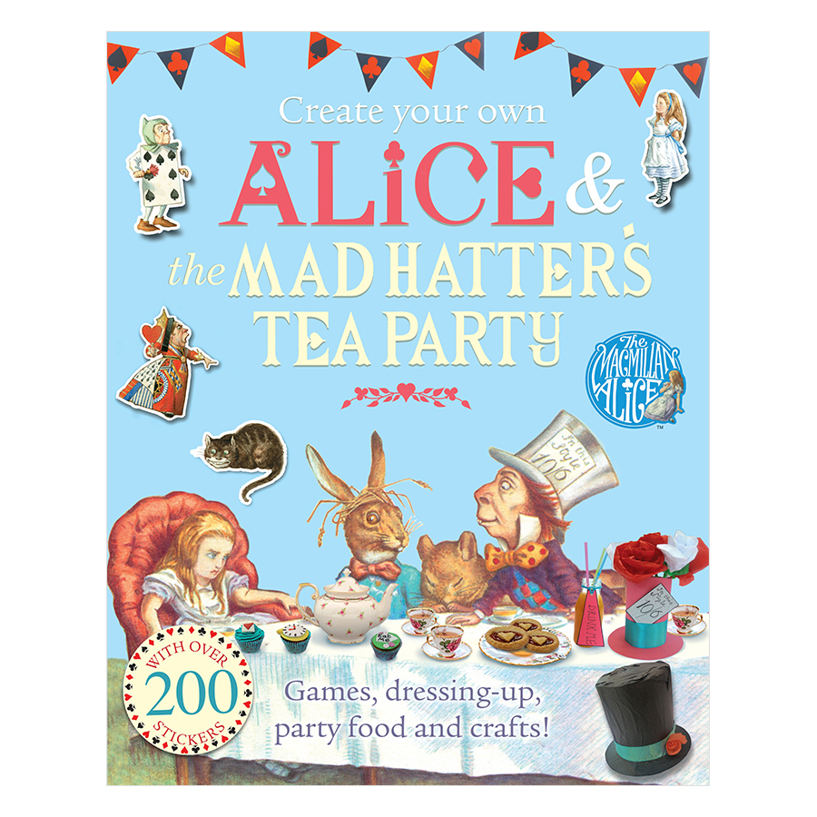 Create Your Own Alice And The Mad Hatter
