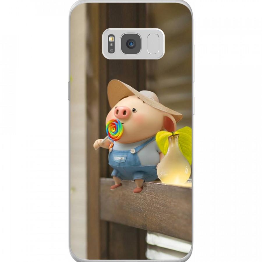 Ốp Lưng Cho Điện Thoại Samsung Galaxy S8 Plus - Mẫu aheocon 86