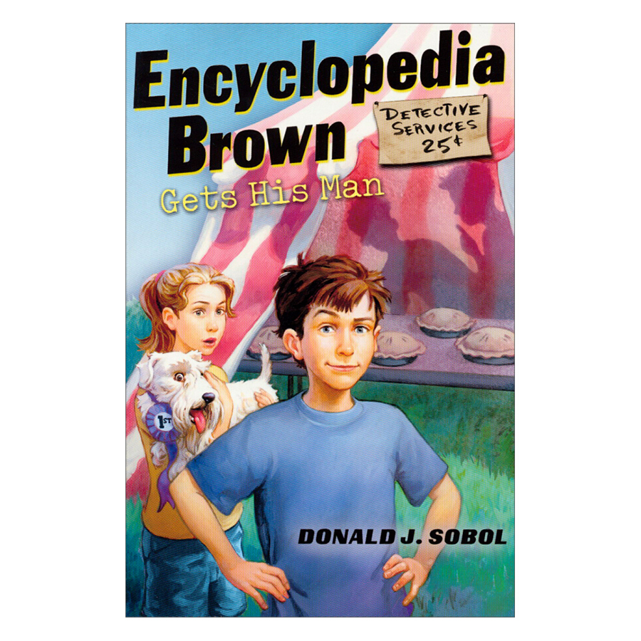 Encyclopedia Brown: Gets His Man