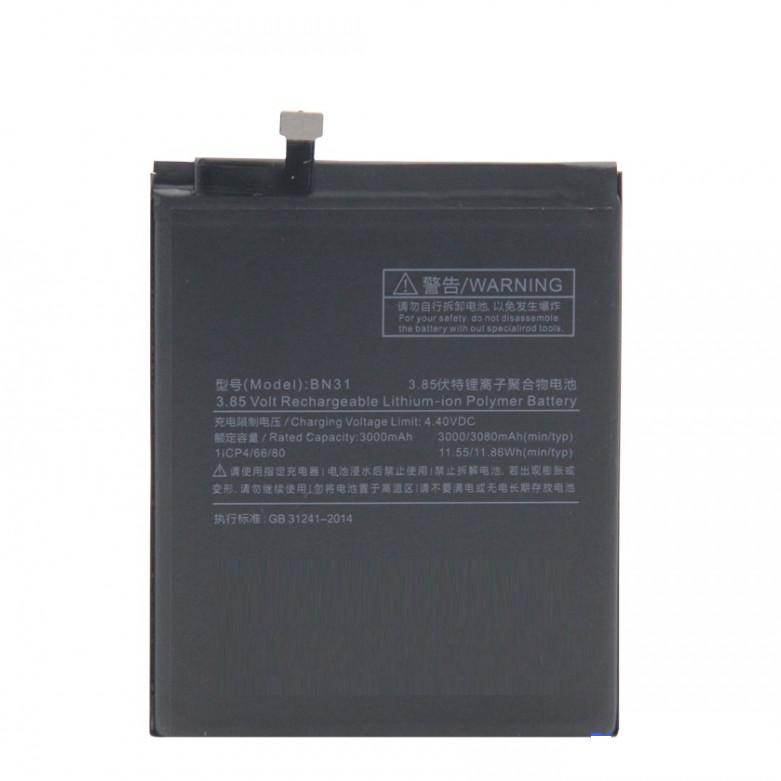 Pin dùng cho Điện Thoại Xiaomi Mi5X / Mi A1 / Redmi Note5A / BN31 - 7569124 , 9251603216591 , 62_16697409 , 299000 , Pin-dung-cho-Dien-Thoai-Xiaomi-Mi5X--Mi-A1--Redmi-Note5A--BN31-62_16697409 , tiki.vn , Pin dùng cho Điện Thoại Xiaomi Mi5X / Mi A1 / Redmi Note5A / BN31