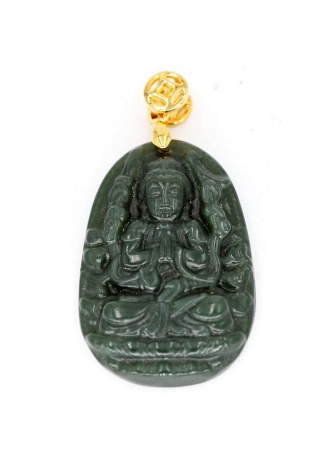 Mặt Phật Thiên Thủ Thiên Nhãn đá cẩm thạch 3.8cm - 1360815 , 3769081524375 , 62_6018935 , 360000 , Mat-Phat-Thien-Thu-Thien-Nhan-da-cam-thach-3.8cm-62_6018935 , tiki.vn , Mặt Phật Thiên Thủ Thiên Nhãn đá cẩm thạch 3.8cm