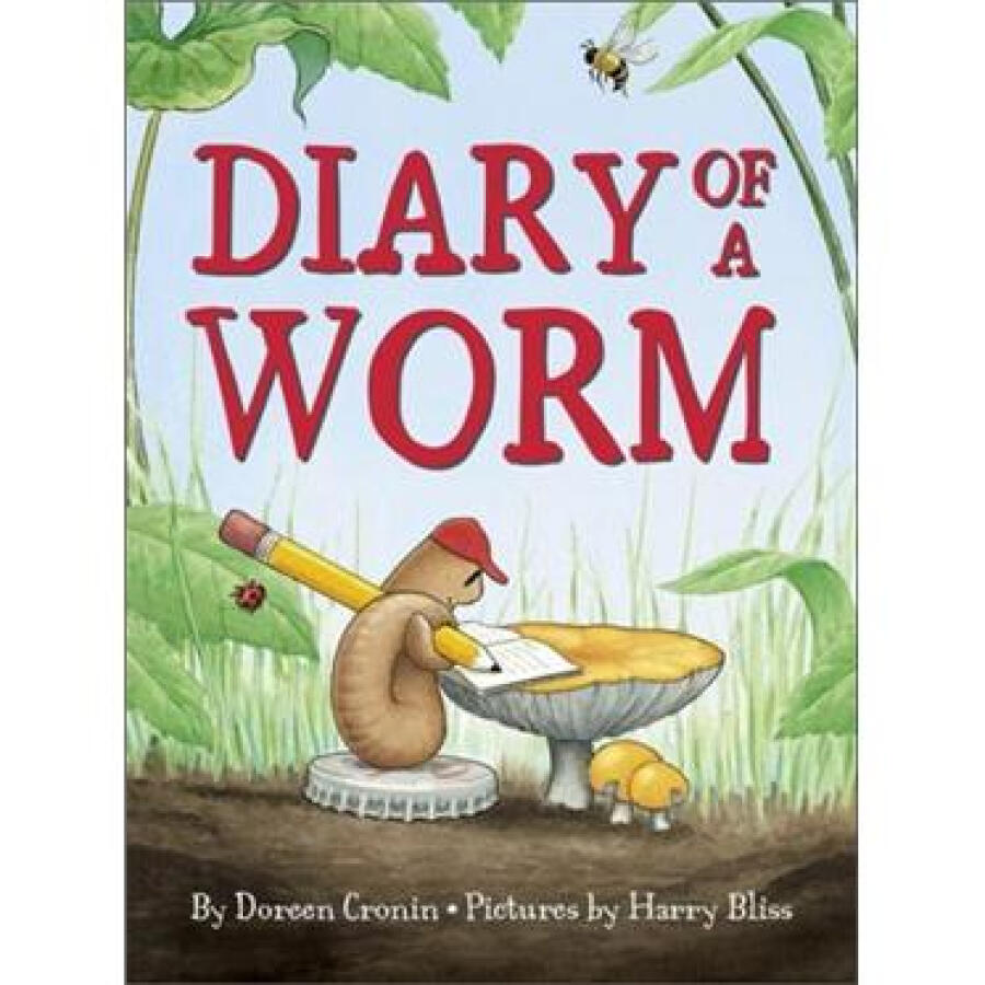 Diary of a Worm - 1318957 , 1940720702695 , 62_5308431 , 172000 , Diary-of-a-Worm-62_5308431 , tiki.vn , Diary of a Worm