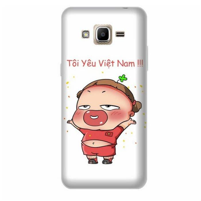Ốp Lưng Dành Cho Samsung Galaxy J2 Prime Quynh Aka 1