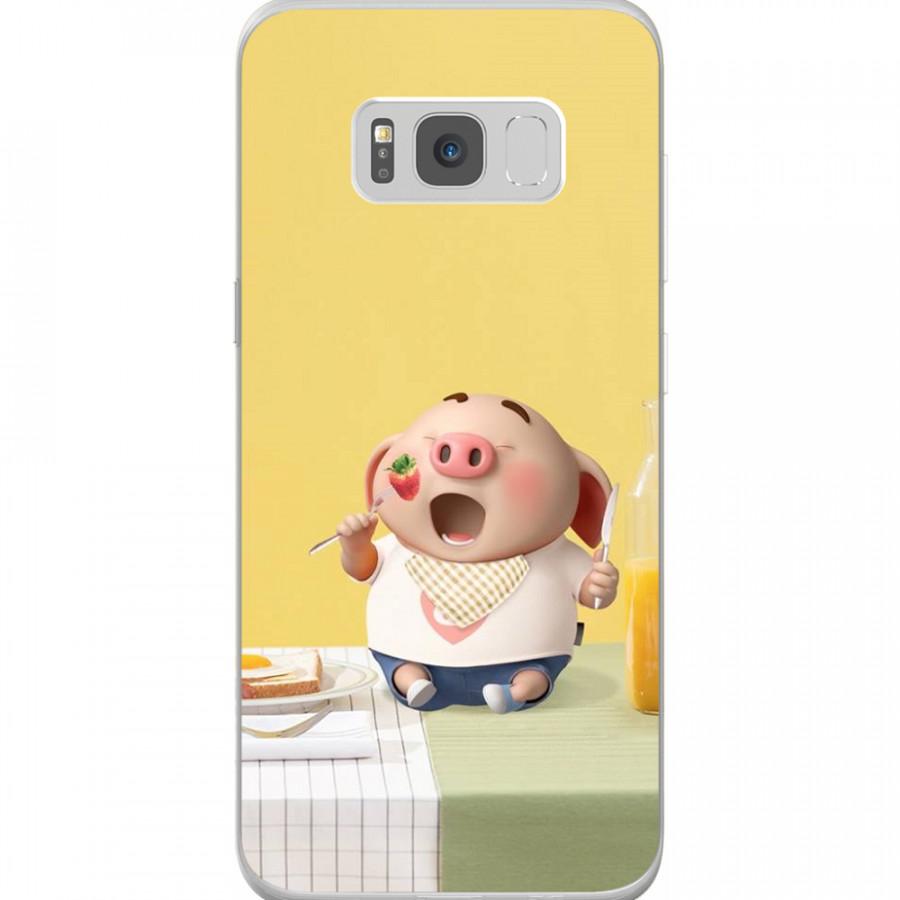 Ốp Lưng Cho Điện Thoại Samsung Galaxy S8 Plus - Mẫu aheocon 99