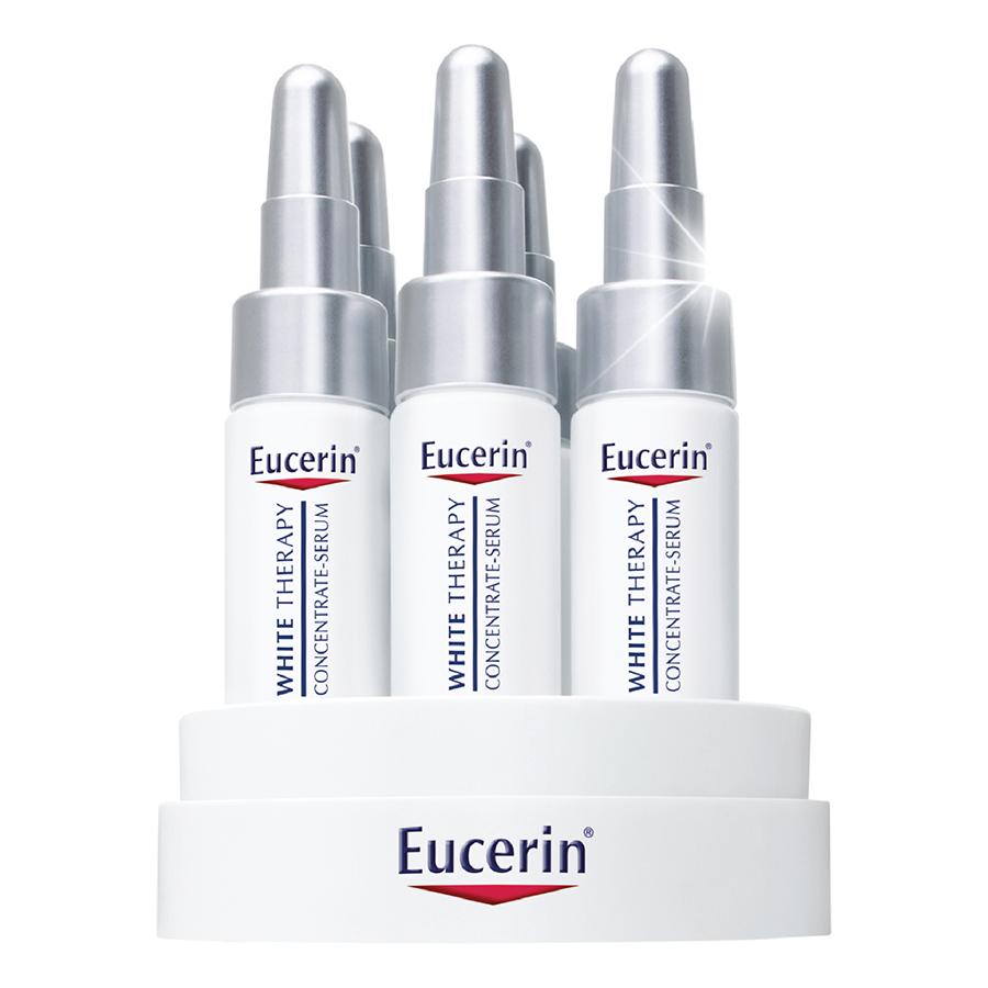 Bộ 6 Ống Tinh Chất Dưỡng Trắng Da Giảm Thâm Nám Eucerin White Therapy Clinical Concentrate Serum (5ml / Ống) - 1729726 , 5869701231091 , 62_12084541 , 1320000 , Bo-6-Ong-Tinh-Chat-Duong-Trang-Da-Giam-Tham-Nam-Eucerin-White-Therapy-Clinical-Concentrate-Serum-5ml--Ong-62_12084541 , tiki.vn , Bộ 6 Ống Tinh Chất Dưỡng Trắng Da Giảm Thâm Nám Eucerin White Therapy