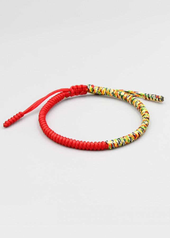 Vòng Tay Thắt Dây Ngũ Sắc Và Chỉ Màu Tibet Handmade R14 (Có Nhiều Màu Sắc Lựa Chọn) - 1937812 , 7693652846756 , 62_13306344 , 180000 , Vong-Tay-That-Day-Ngu-Sac-Va-Chi-Mau-Tibet-Handmade-R14-Co-Nhieu-Mau-Sac-Lua-Chon-62_13306344 , tiki.vn , Vòng Tay Thắt Dây Ngũ Sắc Và Chỉ Màu Tibet Handmade R14 (Có Nhiều Màu Sắc Lựa Chọn)
