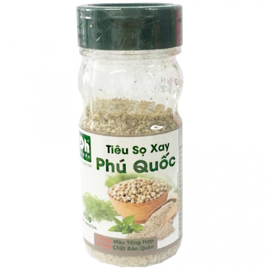 Tiêu sọ xay Phú Quốc 45gr Dh Foods