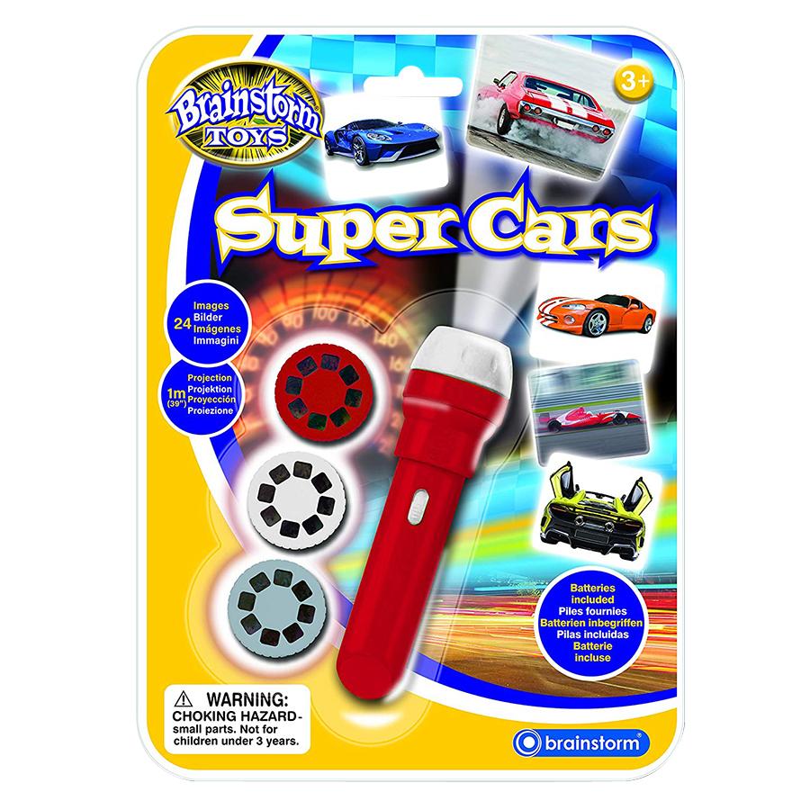 Đèn Pin Flashlight Brainstorm Chủ Đề Ô Tô Car E2047