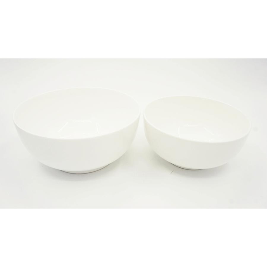 Combo 2 chén ăn cơm trắng sứ cao cấp - Hàng Nội Địa Nhật