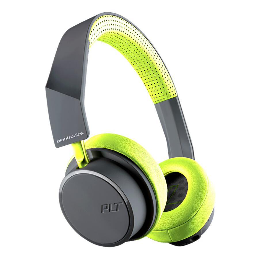 Tai Nghe Bluetooth Plantronics Backbeat 505 Xám Xanh