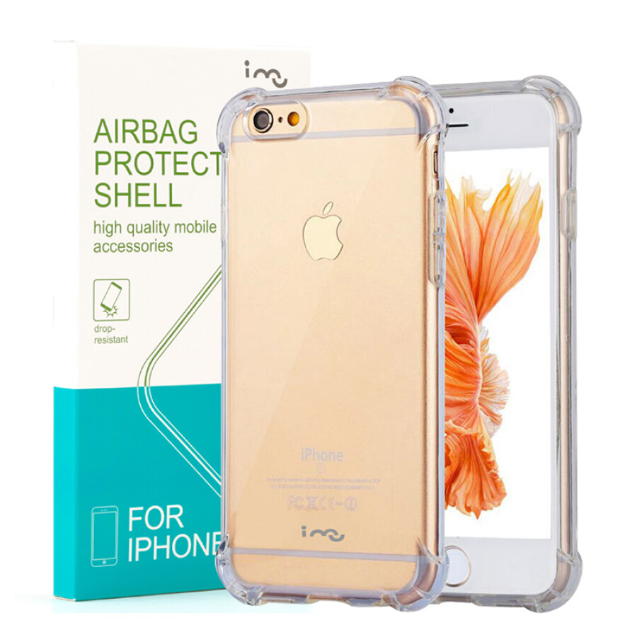Ốp Lưng Nhựa Dẻo Chống Sốc Dành Cho iPhone 7/8 Plus - Trong Suốt - 1023822 , 6627236298922 , 62_2931311 , 72000 , Op-Lung-Nhua-Deo-Chong-Soc-Danh-Cho-iPhone-7-8-Plus-Trong-Suot-62_2931311 , tiki.vn , Ốp Lưng Nhựa Dẻo Chống Sốc Dành Cho iPhone 7/8 Plus - Trong Suốt