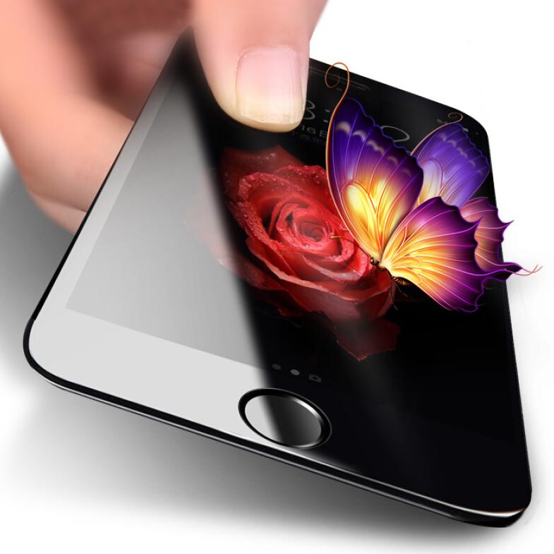 Kính Cường Lực Chống Cháy Nổ Chống Ánh Sáng Xanh Cho iPhone 7 Plus ROCK