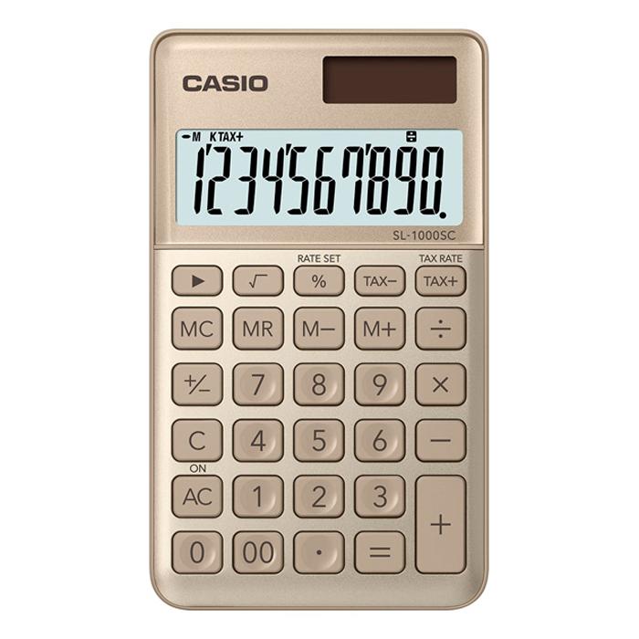 Máy Tính Để Bàn Casio SL1000SC - 2049147 , 2873739271441 , 62_12298780 , 273000 , May-Tinh-De-Ban-Casio-SL1000SC-62_12298780 , tiki.vn , Máy Tính Để Bàn Casio SL1000SC