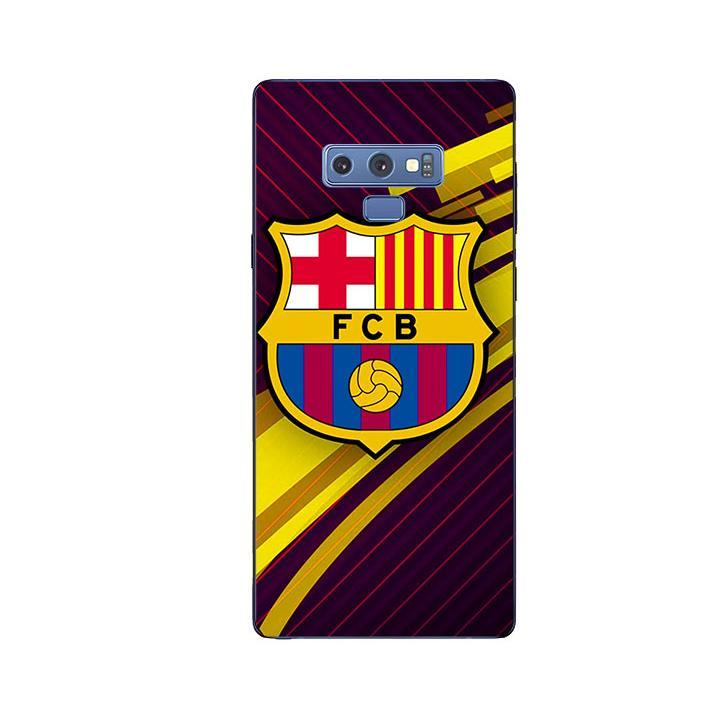 Ốp Lưng Dẻo Cho Điện thoại Samsung Galaxy Note 9 - Clb Barcelona 01