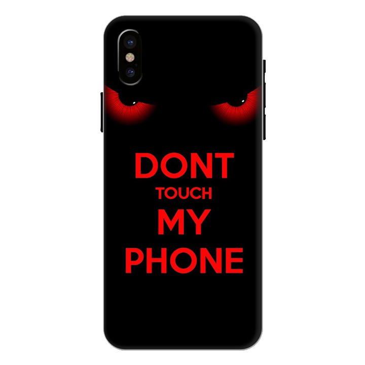 Ốp lưng dành cho điện thoại iPhone XR - X/XS - XS MAX - Mẫu 39