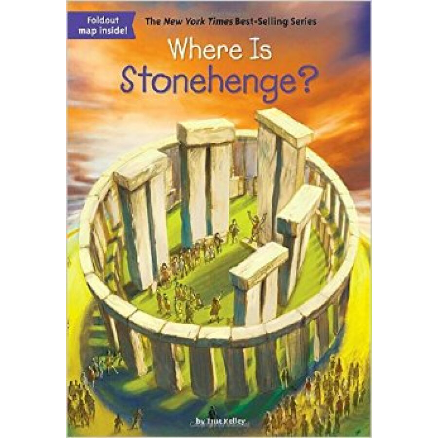 Where Is Stonehenge? - 1231487 , 8019630370928 , 62_5254305 , 2420000 , Where-Is-Stonehenge-62_5254305 , tiki.vn , Where Is Stonehenge?