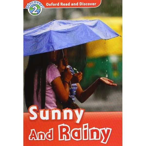 Oxford Read and Discover 2: Sunny and Rainy Audio CD Pack - 2758997234974,62_2607311,347000,tiki.vn,Oxford-Read-and-Discover-2-Sunny-and-Rainy-Audio-CD-Pack-62_2607311,Oxford Read and Discover 2: Sunny and Rainy Audio CD Pack
