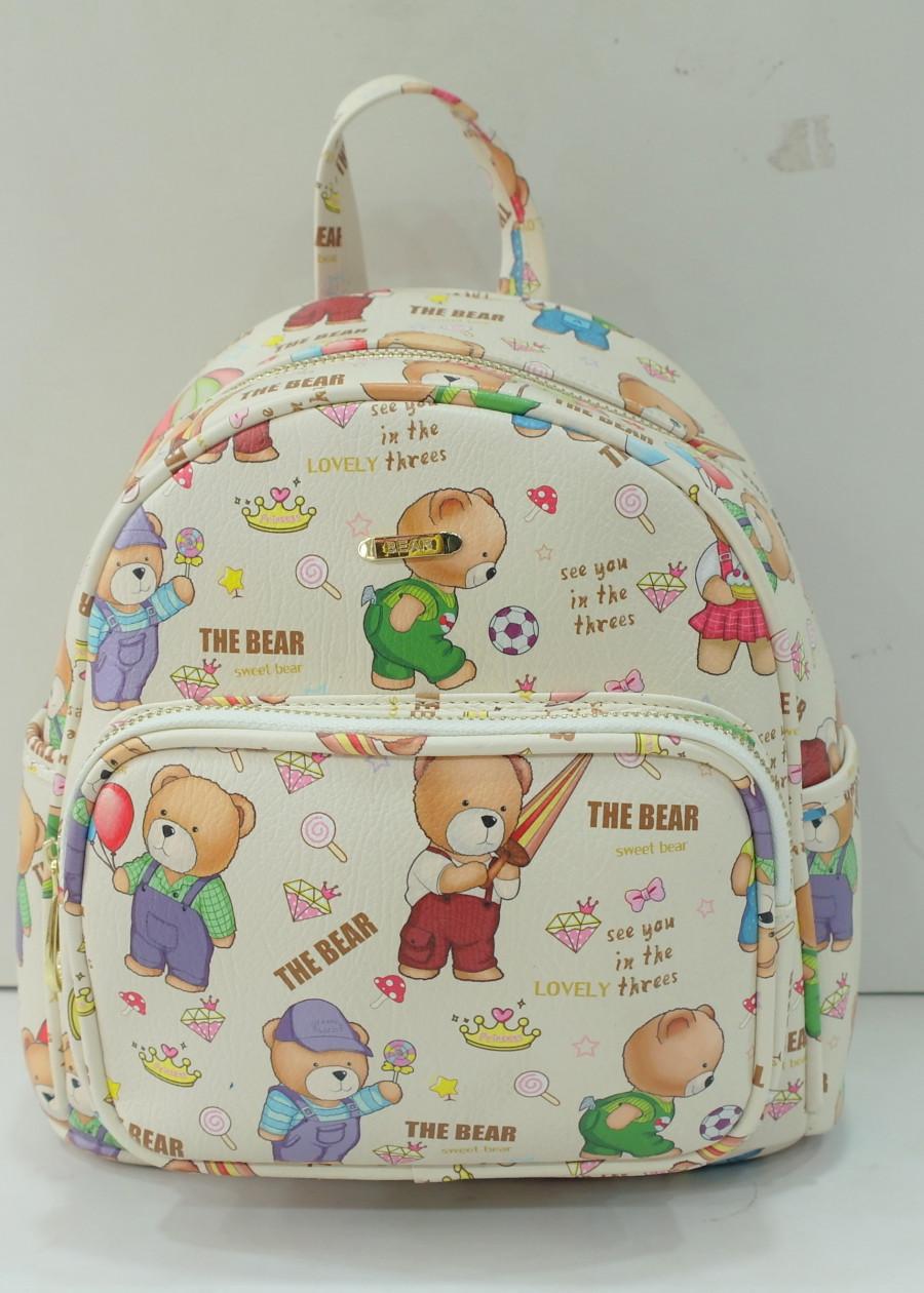 Balo teen gấu dễ thương - 2221766 , 5902175201020 , 62_14252426 , 365000 , Balo-teen-gau-de-thuong-62_14252426 , tiki.vn , Balo teen gấu dễ thương