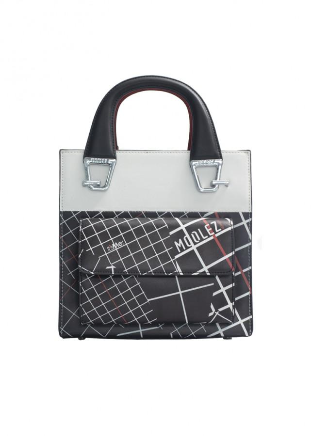 Túi nữ Moolez Love Map Day Bag
