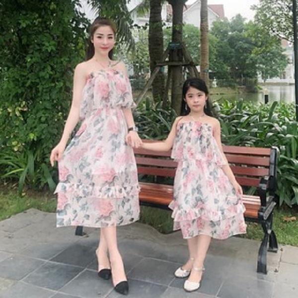 Set váy voan cho mẹ và bé gái - 9815106 , 6684598716853 , 62_17457096 , 400000 , Set-vay-voan-cho-me-va-be-gai-62_17457096 , tiki.vn , Set váy voan cho mẹ và bé gái