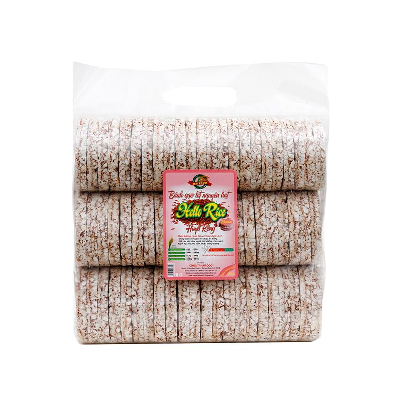 Bánh gạo lứt Hellorice (500g) - 1025181 , 1562426153160 , 62_6402815 , 70000 , Banh-gao-lut-Hellorice-500g-62_6402815 , tiki.vn , Bánh gạo lứt Hellorice (500g)